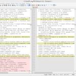 Notepad++のプラグインでテキスト比較を行う